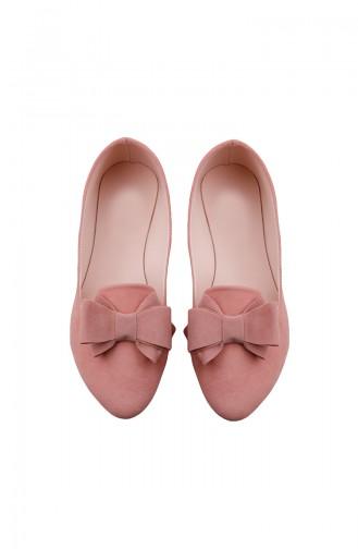 Powder Woman Flat Shoe 0126-02
