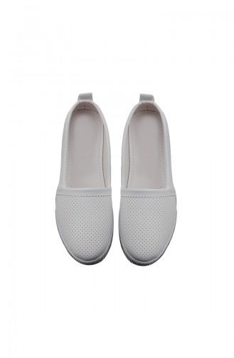 Dame Ballerina PM02-K352 Weiss 02-K352