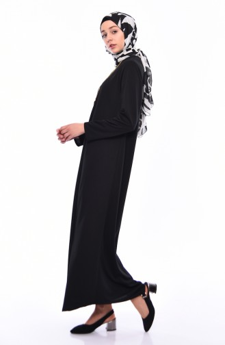 Black Dress 0286-02