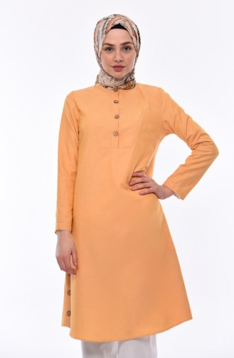 Yellow Tunic 1272-07