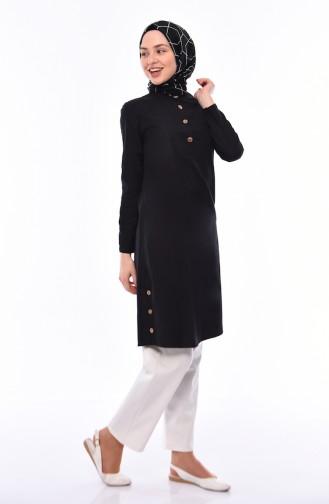 Black Tunic 1272-08