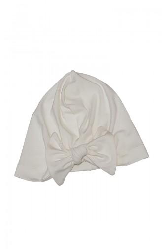 Ecru Hat and bandana models 022