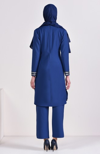 Indigo Suit 4116-09