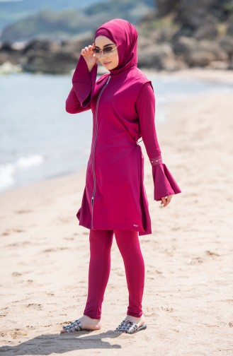Kirsch Hijab Badeanzug 310-02