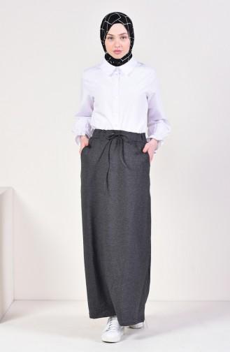 Pocket Sport Skirt 0152-06 Anthracite 0152-06