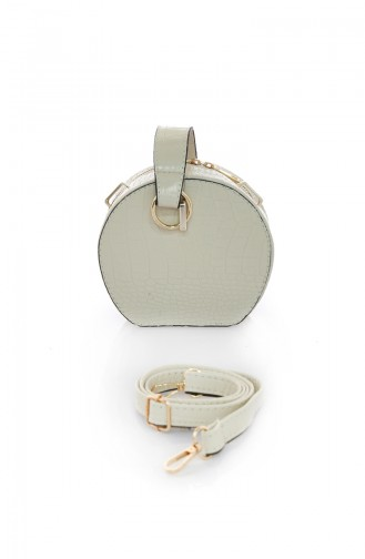 Beige Shoulder Bag 07Z-10