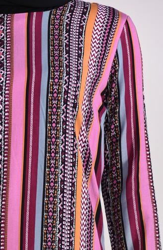Emprime Viskose Kleid 2487-03 Puder Rosa 2487-03