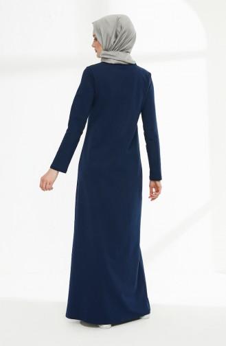 Indigo Hijap Kleider 5010-12