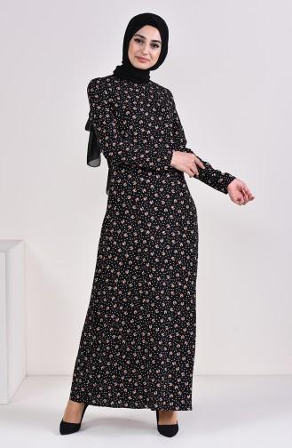Robe Viscose 6380-01 Noir 6380-01