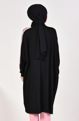 تونيك أسود 4509-03