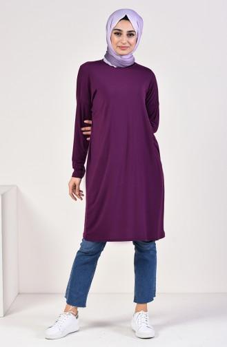 Purple Tunic 9055-01
