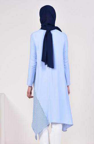 Tunique Bleu Bébé 3090-03