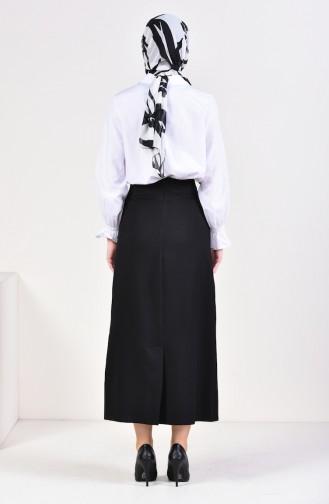 Black Skirt 0412-06