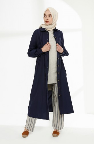 Navy Blue Cape 9016-02