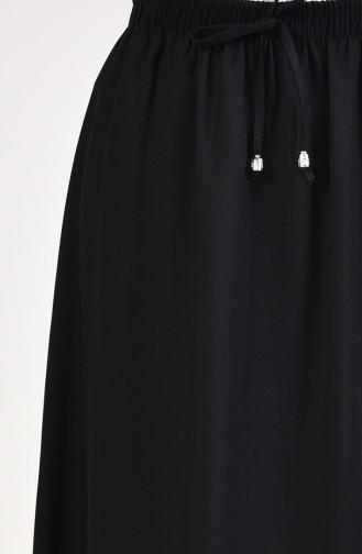 Jupe Taille élastique 1124-01 Vert 1124-03