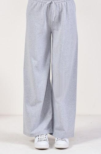 Grau Hose 8107-03