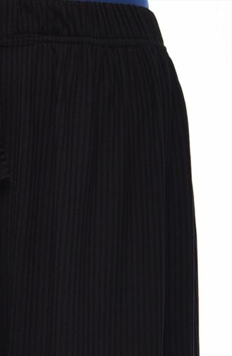 Pantalon Noir 7890-01