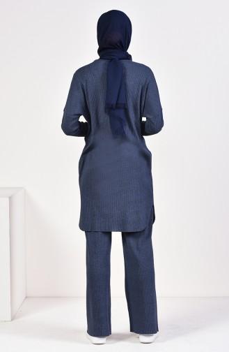Light Navy Blue Suit 3311-19