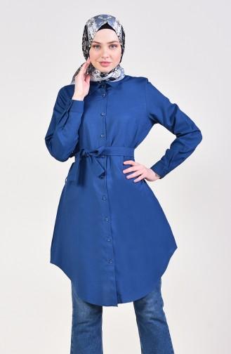 Tunique Bleu marine clair 8206-12