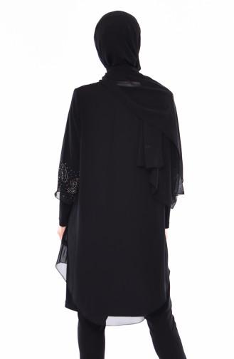 Black Blouse 2221-01