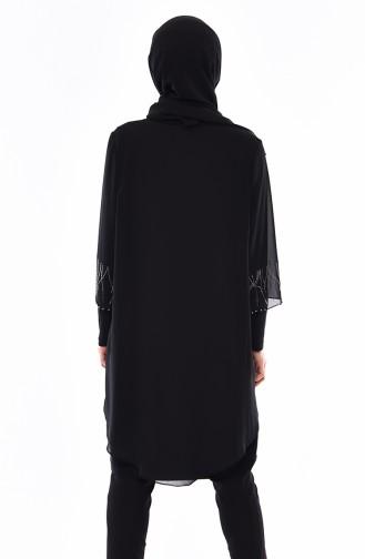 Blouse Noir 2222-02