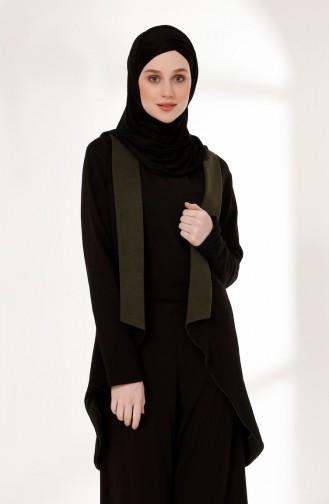 Khaki Jacket 3079-01
