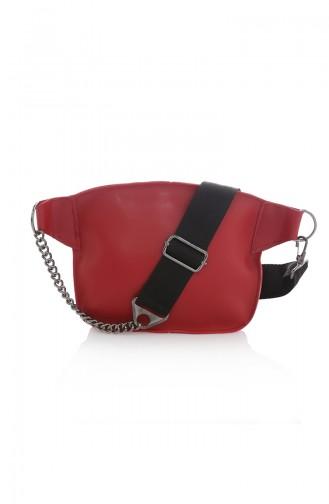ستيليغو حقيبة نسائية للخصر TL30Z-02 لون احمر 30Z-02