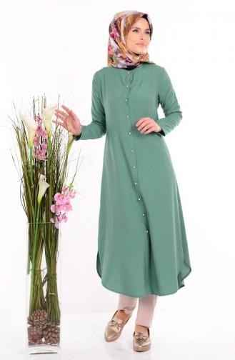 Green Tunic 2034-01