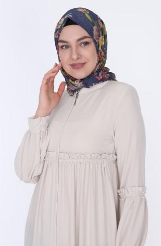 Abayas Beige 5928-06