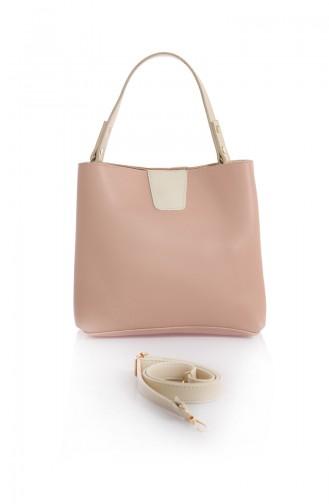 Cream Shoulder Bag 18Z-03