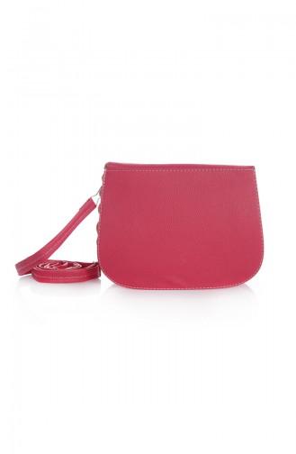 Fuchsia Shoulder Bag 03Z-07