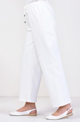 White Pants 2903A-02