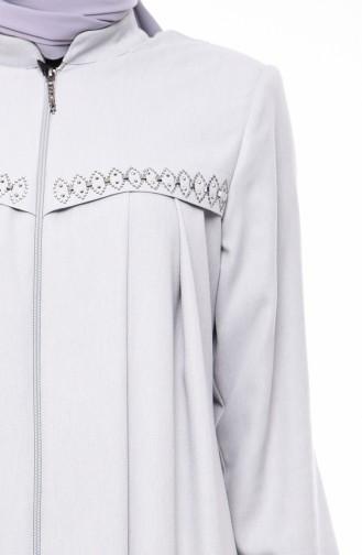 Gray Topcoat 1135-01