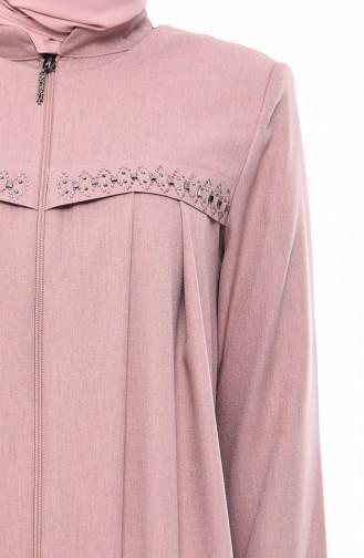 Hijab Covercoat  1135-02 Puder 1135-02