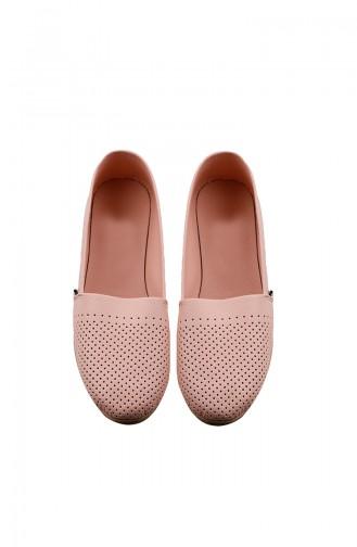 Chaussures Pour Femme0127-02 Poudre 0127-02