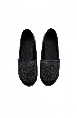 Black Casual Shoes 0127-03