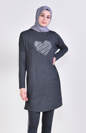 bd1bcb97492d8 Füme Tunik Modelleri ve Fiyatları-Tesettür Giyim-Sefamerve