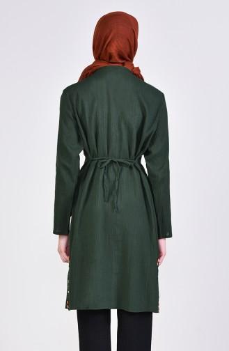 Embroidered gauze Cloth Dress 0300-05 Black 0505-03