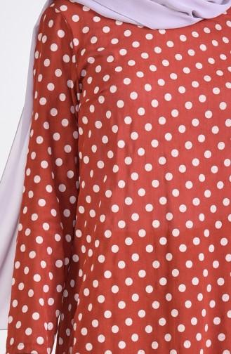 Polka-dot Tunic 1074-01 Tile 1074-01