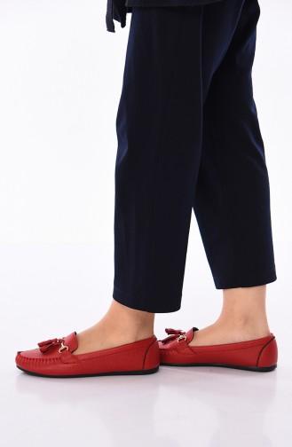 Bayan Babet 120-04 Kırmızı