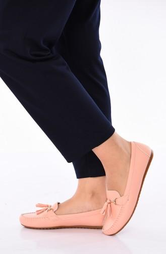 Powder Woman Flat Shoe 120-05