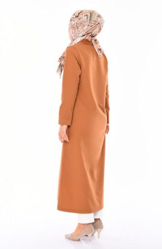 Pocket Abaya 5471-03 Taba 5471-03