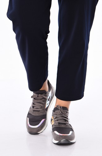 Women´s Sports Shoes 105KSP-04 Gray 105KSP-04