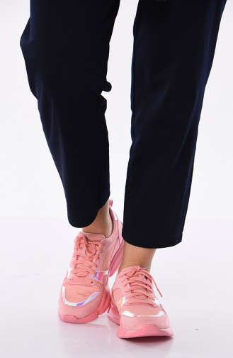 Women´s Sports Shoes 5053K-02 Pink 5053K-02
