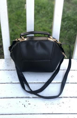 Black Shoulder Bag 06-01
