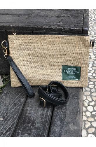 Black Shoulder Bag 18-01