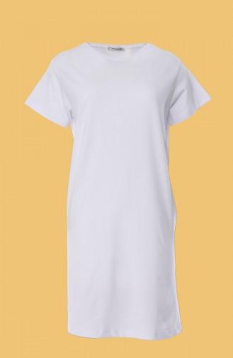 White Tunic 0012-02
