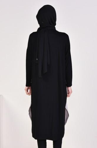 Black Tunic 3689-02