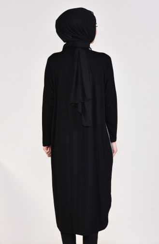 Black Tunic 3689-03
