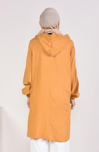 Mustard Tuniek 4555-03